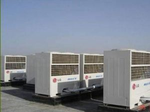 天津中央空调回收,
